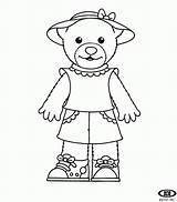 Coloring Pages Pajamas Template Colouring Kid Pj Printable Popular Clipart Coloringhome sketch template