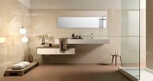 palette couleur salle de bain decorer avec la couleur marron With couleur salle de bain zen