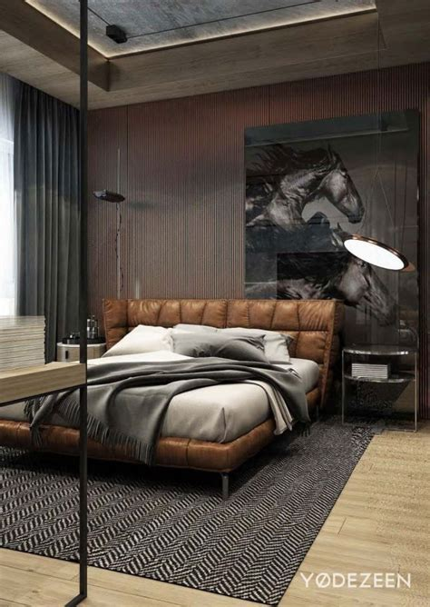 atmosphere sombre  tbilisi chambre design homme