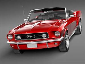 Ford Mustang 1967 convertible