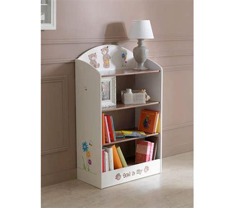 chambre angers bibliothèque enfant tedly blanc et beige petits meubles but