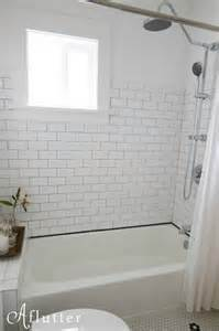 Diy Shower Surround by How Sarah Made Her Small Bungalow Bath Look Bigger