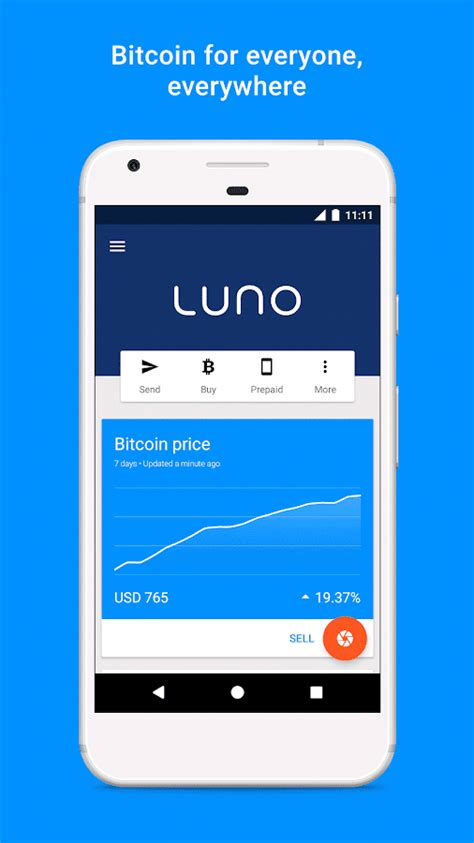 In order to start trading select expex item from side menu and then select a wallet account from top right corner of the screen. Luno Bitcoin Wallet - Android Apps on Google Play