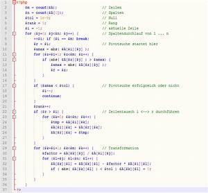 Eigenwert Matrix Berechnen : rang einer matrix berechnen ~ Themetempest.com Abrechnung