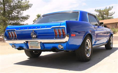 ford mustang coupe hp classic custom hot