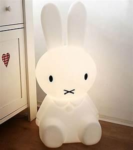 Veilleuse Bebe Garcon : lampe veilleuse lapin miffy ~ Teatrodelosmanantiales.com Idées de Décoration