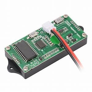Batterie Kapazität Berechnen : 12v blei s ure acid akku batterie kapazit t voltmeter modul lcd tester te619 ebay ~ Themetempest.com Abrechnung