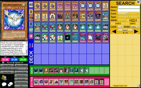 Yugioh Deck Reddit by R F My Beast Deck Yugioh