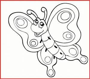 Schmetterlinge Zum Ausmalen Für Kinder - Rooms Project