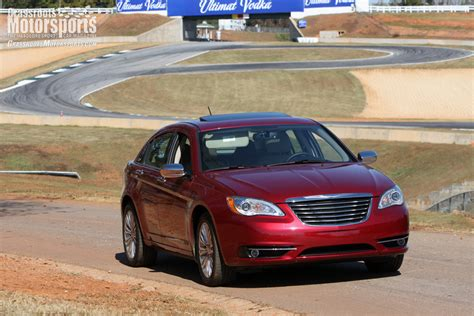chrysler  limited  car reviews grassroots