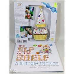 The On The Shelf Birthday by New The On The Shelf Birthday Tradition