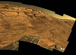 APOD: 2004 December 31 - A Year of Mars Roving