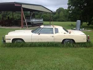 1976 Cadillac Eldorado Project Car For Sale