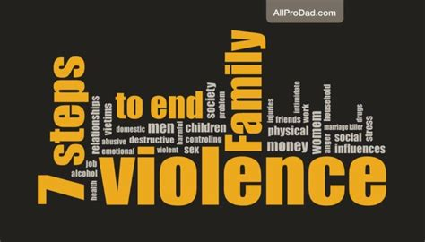 steps   family violence  pro dad  pro dad
