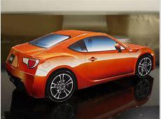 2012 Toyota 86 Paper Car Free Paper Model Papermodeler