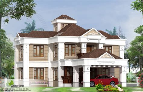 Home Design : Beautiful Kerala Home Designs