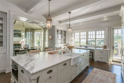 kitchen island with farmhouse sink 30 beautiful farmhouse island 8248