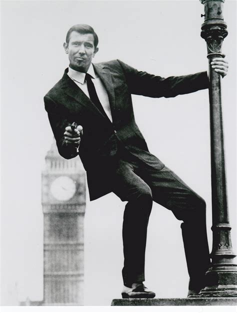 George Cornici 37 Best George Lazenby As Bond Images On