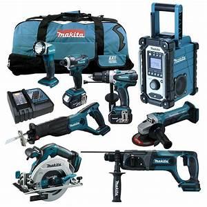 Akku Werkzeug Set : makita lxt 18v 12tlg akku werkzeug set dhs680 y1j handkreiss ge dhr241 rfe ebay ~ Yasmunasinghe.com Haus und Dekorationen