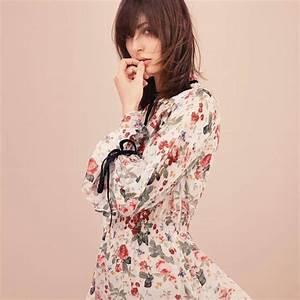 robe longue a fleurs nouee aux manches tendance printemps With robe longue fleurs
