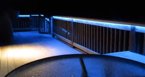 led decking lights how to install led deck lighting lightopia s the