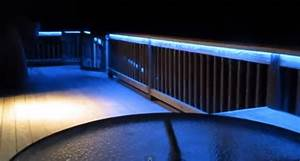 Led In Decke : led deck lighting strips lighting ideas ~ Markanthonyermac.com Haus und Dekorationen