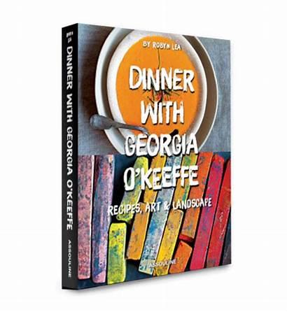 Keeffe Georgia Assouline Gift Popsugar Dinner Google