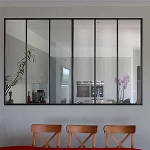 Verriere Atelier Lapeyre : brun doutte verri re d 39 atelier interior glass ~ Farleysfitness.com Idées de Décoration
