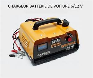 Charger Batterie Voiture : chargeur de batterie voiture 6 12v avec fonction booster ~ Medecine-chirurgie-esthetiques.com Avis de Voitures