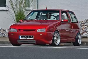 Fiat Uno Turbo Ie  Fa U00e7on Novitec  Mais En Moins Bien