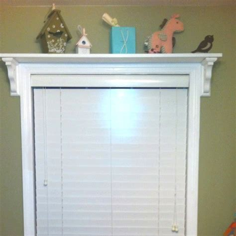 1000  images about Window valances w/shelves on Pinterest