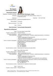 curriculum vitae romana model cv europass portfólio digital