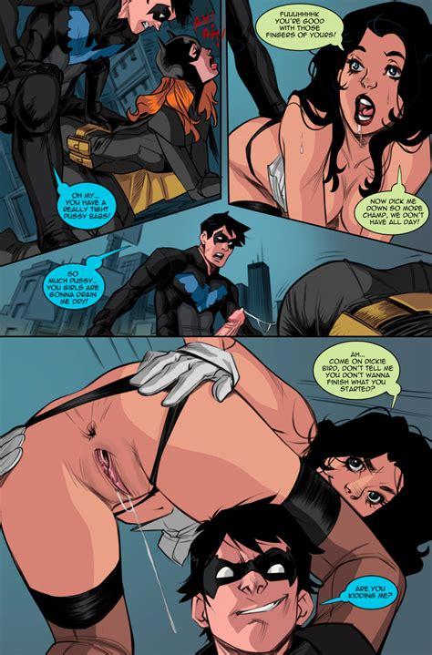 Bayushi- Young Justice | Sex & Porn Comics