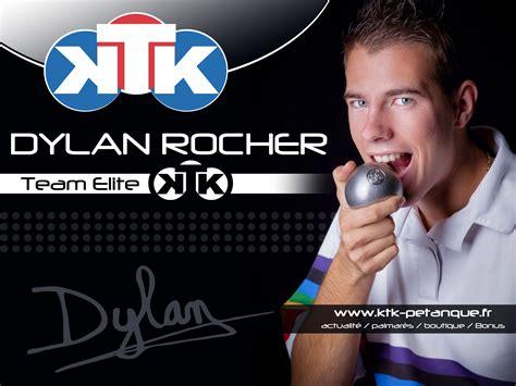 Dylan Rocher Champion du Monde - Le fond d'écran