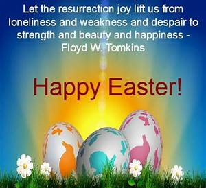 Happy Easter 2018 Quotes for Friends, Boyfriend ...