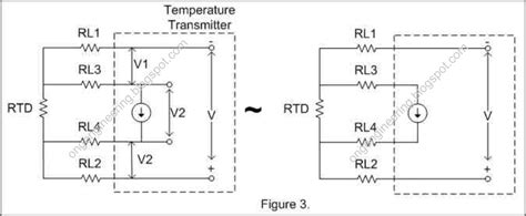 and gas engineering 2 wires 3 wires or 4 wires rtd resistance temperature detector