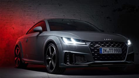 Audi Tt Coupe 4k Wallpapers by 2019 Audi Tt 45 Tfsi Quattro S Line Quantum Gray Edition