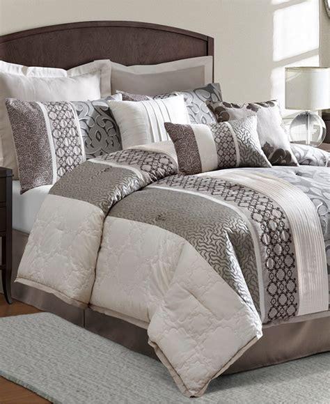 10 pc comforter set sunham leighton 10 pc king comforter set shopstyle home