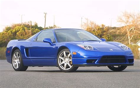 Used 2005 Acura Nsx Pricing & Features