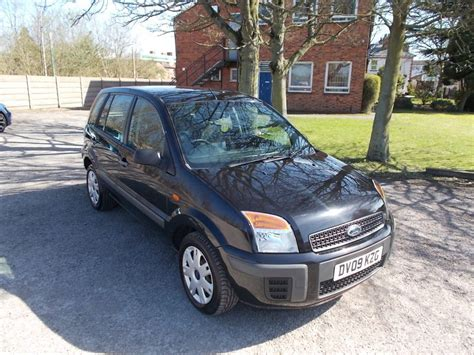 ford fusion  tdci style climate roadtax