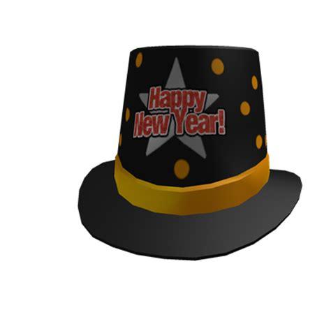 catalog  years top hat roblox wikia fandom