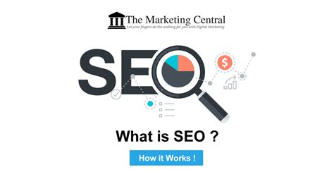 Whats Seo by What Is Seo How It Works The Marketing Central