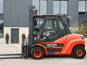 Used Linde H80d 900 Diesel Forklifts Year  2015 Price