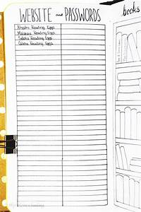 25 best ideas about bullet journal on pinterest bullet With wedding website password ideas