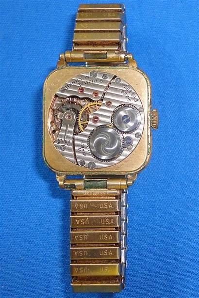 Hamilton Square Company Gold Wadsworth Filled Usa