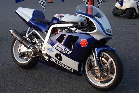 Suzuki Gsxr Modified