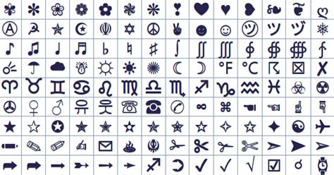 check mark symbols  facebook facebook symbols
