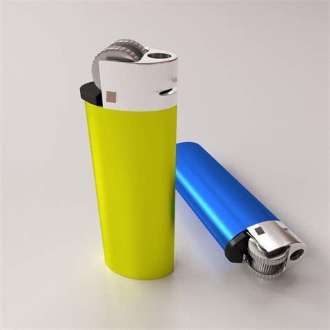 3D model Cigarette Lighter   CGTrader