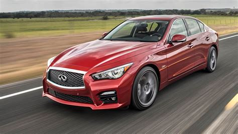 Infiniti Q50 Steering by 2016 Infiniti Q50 Sport 400 Turbos By Wire