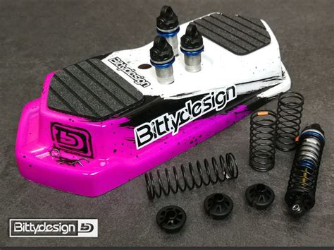 Bittydesign 1/10 Off-road Car Stand